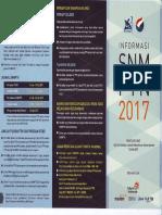 2017 Leaflet Snmptn