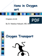 Alterations in Oxygen Transport