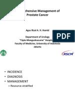 Comprehensive Management of Prostate Cancer 20150821