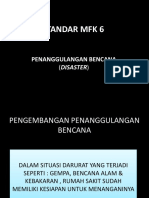 Standar Mfk 6
