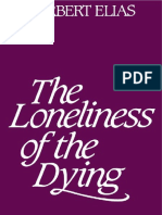 Norbert Elias - The Loneliness of the Dying