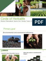 circle of herbalife