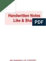 1. Civil_Building Material Short Notes