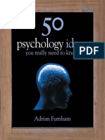 50 Psychology Ideas [Adrian Furnham].epub