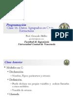 Clase Programación 16