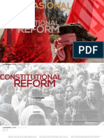 The Case for Constitutional Reform
