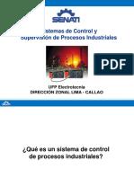 Control y Supervision de Procesos Industriales