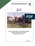 Consejo de Recursos Minerales_direccion de Minas de Guanajuato
