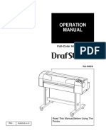 RJ-900XE Operation Manual
