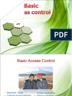 Basic Access Control