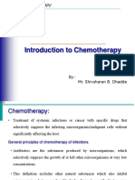 Introduction to Chemotherapy