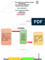 P3-Lentes Oftalmicas(Asfericas y Esfericas)