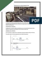 Automatizacio de La Celda de Manufactura