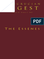 Edgar Cayce - Essenes Dead Sea Scrolls | Mary, Mother Of
