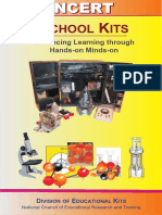 BroucherScience Kits NCERT