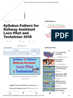 Syllabus Pattern for Railway Assistant Loco Pilot and Technician 2018 _ Engineering Exams.pdf