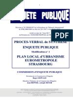 1ere Partie Rapport Commission M1 PLU EMS