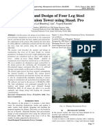 1452611452-2 IJAEMS-JUL-2015-3-Analysis and Design of Four Leg Steel Transmission Tower using Staad. Pro.pdf