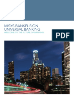 BankFusion BFUB Business Brochure