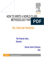 how to write a world class methodology paper.pdf