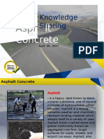 Project Learnings (ASPHALT)