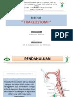 359689341 Ppt Referat Trakeostomi