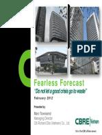 CBRE Fearless Forecast 2012 HN En