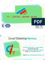 Comprof Cleaning Service