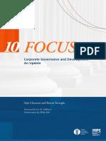 Pertemuan 1 - Classens and Yurtoglu - Corporate Governance and Development - An Update.pdf