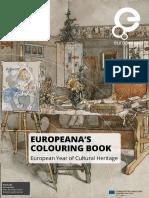 Europeana ColorOur Collections 2018