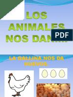 Los Animales de La Granja1