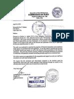 01-LapulapuCity2012 Audit Report