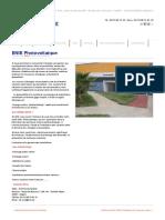 ENIE Photovoltaïque _ Entreprise Nationale Des Industries Electroniques