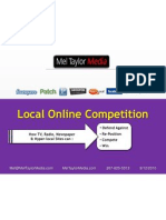 Local Market Web Competition 9.12.10