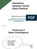 Membuat Program Penampil Gambar Dengan Visual Basic 6.0
