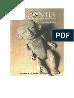 Mariposas y resurrección en Teotihuacan -Boletin del Centro de estudios Teotihuacanos