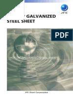 Hot Galvanized Steel