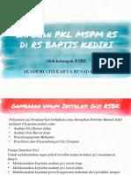 Presentasi MSPM