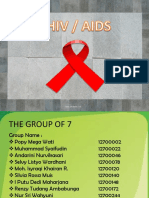GROUP 7 (HIV)
