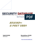 Security-Database Best IT Tools for 2009