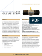 GasSecure GS01 Datasheet Rev02-1 Jun 2014