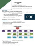 POM C3 Project Management