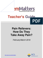 Pain Relievers Tg