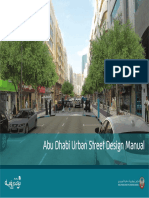 Urban Street Design Manual - Overview