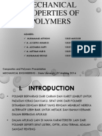 Mechanical Properties of Polymer INDO
