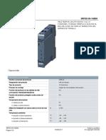 Rele Temporizado Siemens Datasheet Es
