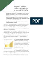 BID - Quanto Custa o Crime e a Violência No Brasil