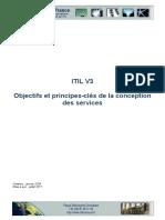 Itilv3 Conception Principes