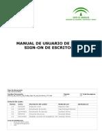 Manual de Usuario de Single Sign-On de Escritorio v2.3