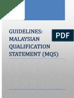 GGP-Malaysia Qualification Statement
